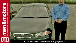 Rover 200 - Used Car Overview & Buying Advice