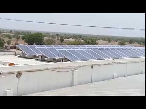 Solar Power plant 30 KW