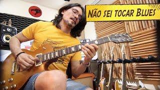 GRANDIOSO ÉS TU - BLUES (Harpa Cristã 526)