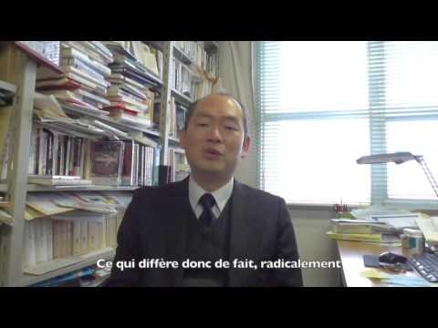 Interview du professeur Yamada