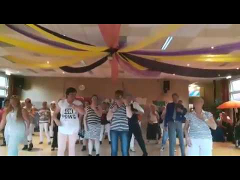 Kaptein line dance workshop