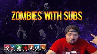 Black Ops 3: Open Lobby Zombies With Subscribers!!! | PS4 | SUB TO JOIN THE NV ARMY !!!