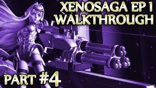 Ⓦ Xenosaga Ep. 1 Walkthrough - Part 4 ▪ Pleroma, Zolfo Boss Fight [1080p]