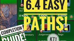 Act 6.4 Easy Paths Explained! Completion Guide!
