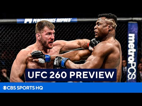 UFC 260 Preview: Miocic vs. Ngannou 2 | CBS Sports HQ