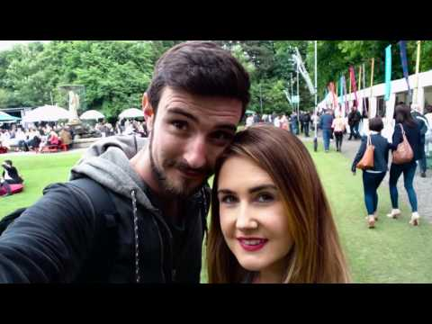 Dublin Tastes Good - Sony Xperia Vlogging Camera test - Taste of Dublin Friday 17th June