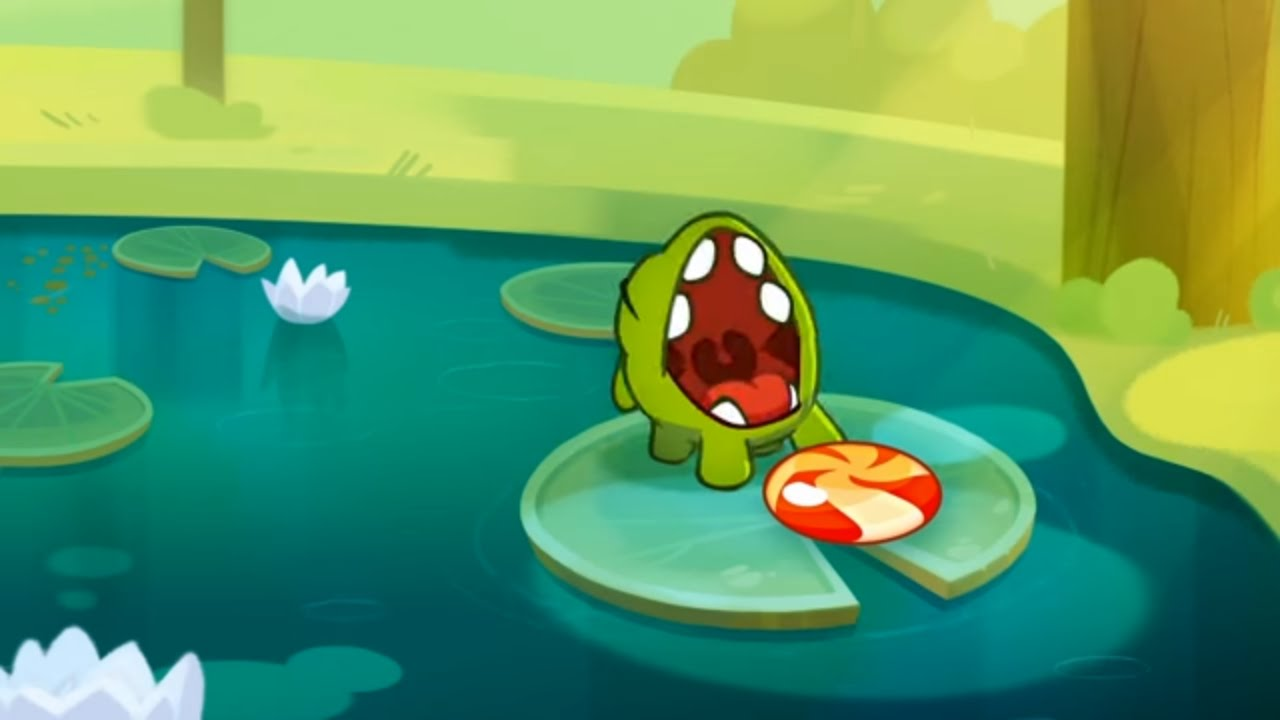 Om Nom Stories (Cut the Rope) - Sandy Dam (Episode 23, Cut the Rope 2)