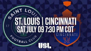 WATCH LIVE: Saint Louis FC vs FC Cincinnati 7-9-16(, 2016-07-10T03:47:40.000Z)