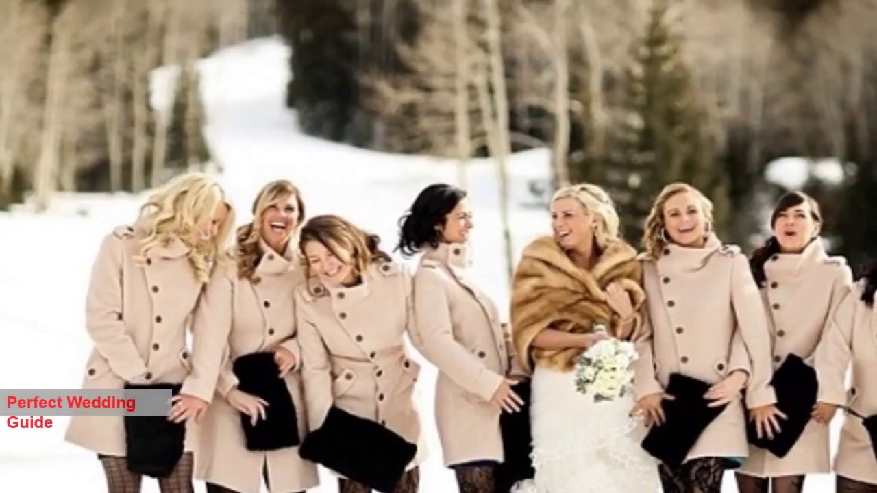 Ideas For Winter Wedding | Video Compilations