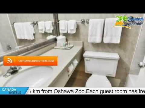 Durham Hotel & Conference Centre Oshawa - Oshawa Hotels, Canada