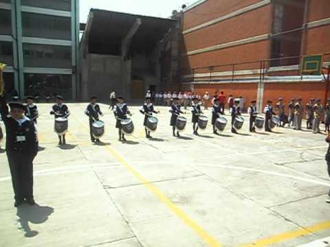 Banda de Guerra Lobos/Sostenes Nicolas Chapa Nieto.Concurso 3 de diana.