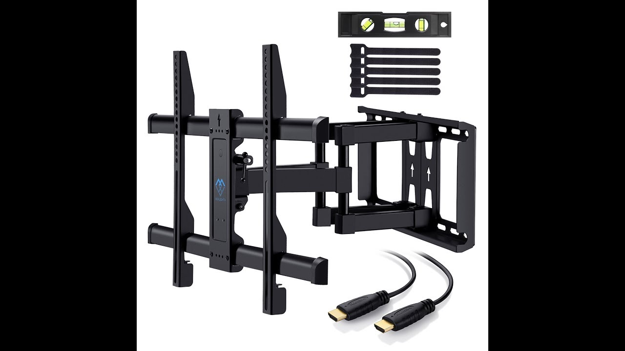 Perlesmith Tv Wall Mount Step By Step Installation Setup