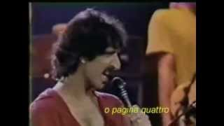 Society Pages - Frank Zappa - (Tradotto in italiano)