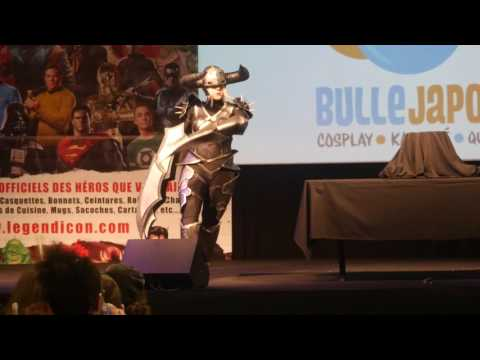 related image - Paris Manga 22 - NCC American Session Samedi - 11 - League of Legends - Shyvana