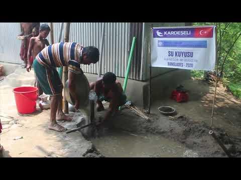 İmkb Sincan Kayalıboğaz İlkokulu Su Kuyusu - Bangladeş