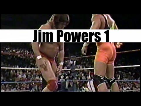 Jim Powers vs Mr Perfect 1: Jobber Squash Match