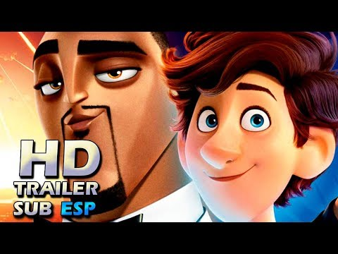 Spies in Disguise Súper Secret Trailer Oficial Subtitulado Español (2019)