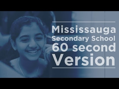 Welcome to Mississauga SS - 60 second version