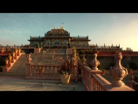 Hare Krishna Palace Of Gold