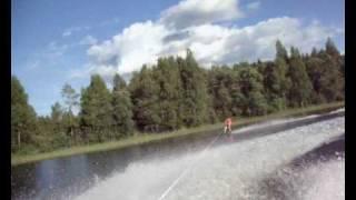 Водные лыжи.wmv