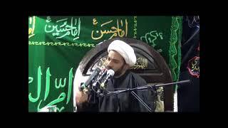 الشيخ علي مال الله - الحالة التي يجب أن يكون عليها  زوار الإمام الحسين عليه السلام
