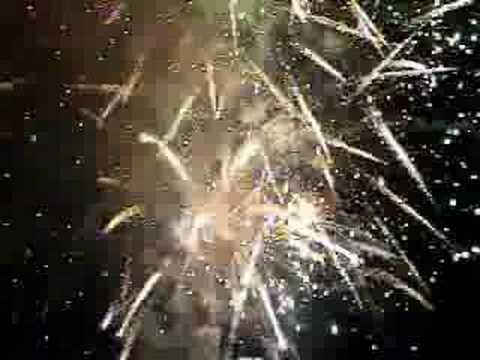 short fireworks video - YouTube