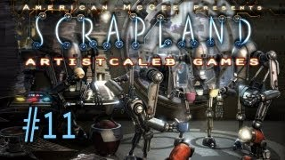 American Mcgee Presents: Scrapland gameplay 11