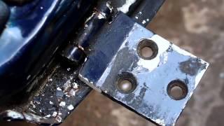 Як усунути люфт в дверних петлях Ваз і регулювання двері