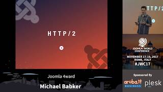 Joomla 4Ward - Michael Babker