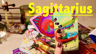Sagittarius, THEY FINALLY RETURN!!  (Soulmate Union it's up to You)