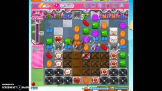 Candy Crush Level 1145 help w/audio tips, hints, tricks