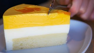 3 Layer Mango Mousse Cake  Mood For Food