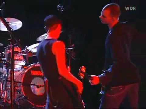 Placebo Plasticine Live Rock am Ring 2003