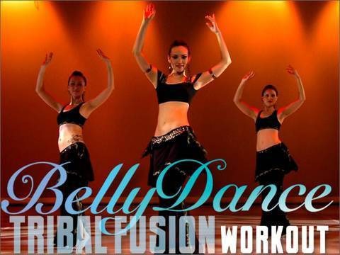 30-Minute Belly Dancing Workout