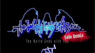 10_Someday~Japanese Version_TWEWY Solo Remix OST MP3