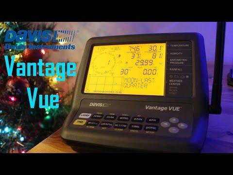 Davis Vantage Vue Weather Station