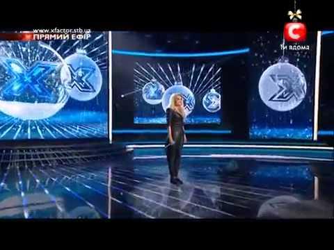 Аида Николайчук - ПОБЕДИТЕЛЬ Х-Фактора-3 (05.01.2013)