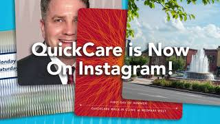 QuickCare Is Now On Instagram