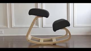 SLEEKFORM Balancing Kneeling Chair - Assembly Video