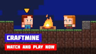 CraftMine · Game · Gameplay