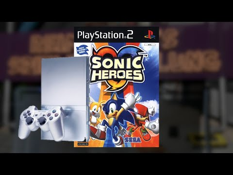 Gameplay : Sonic Heroes [Playstation 2]