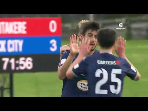 ISPS Handa Premiership - Round Two Goals