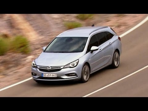 2016 opel astra k sports tourer driving scenes fhd. Black Bedroom Furniture Sets. Home Design Ideas