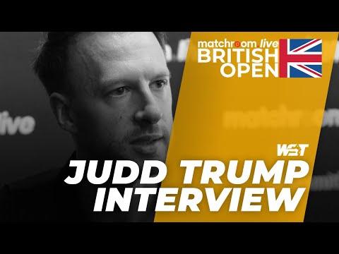 Trump Overcomes Mann In Round One | Matchroom.Live British Open
