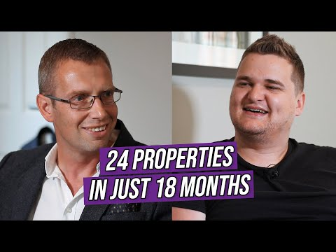 How This Man Bought 24 Houses in 18 Months and ESCAPED Corporate World | Winners on a Wednesday #1
