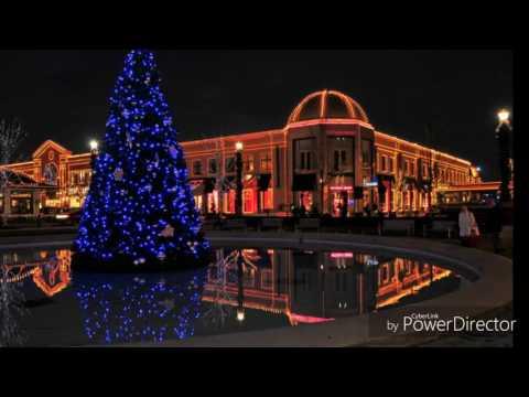 Columbus Ohio at Christmas