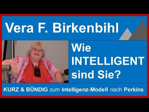 Vera F. Birkenbihl: Wie intelligent sind Sie?