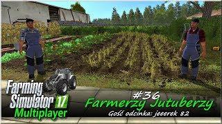 "Farming Simulator 17 - #36 ""Farmerzy Jutuberzy"""