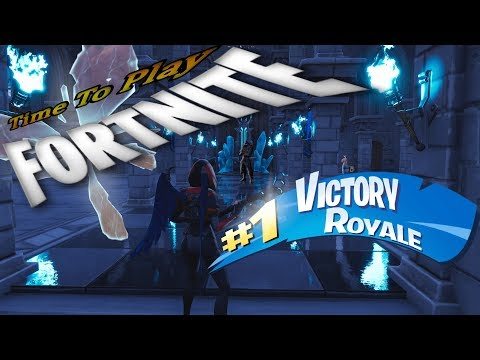 Fortnite  Battle Royal Ein wenig Fortnite  zocken =} Chat auf Twitch