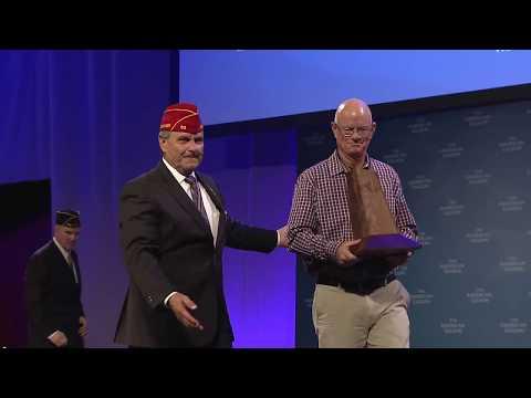 American Legion delivers 2017 Fourth Estate Awards